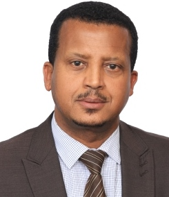 Mr. Fitsum Abady MD Ethiopian Cargo Services