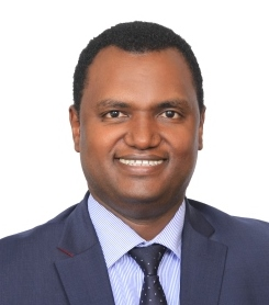 Mr. Laeke Tadesse Chief Information Officer