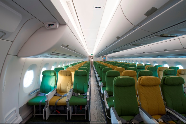 ethiopian airlines busness class