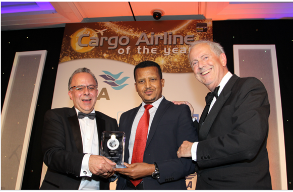 ethiopian airlines cargo-awards