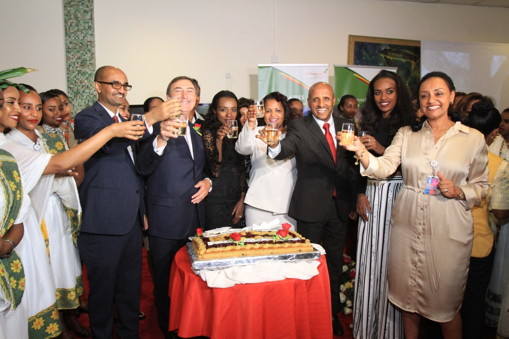 ethiopian airlines march8