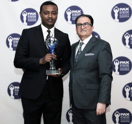 Ethiopian Wins Outstanding-Food-Services