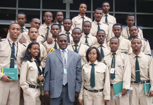 Ethiopian technician Graduate May 2009