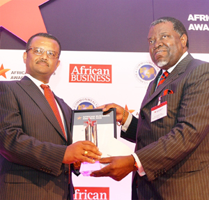Ethiopian Wins the 2009 Airline of the Year Award