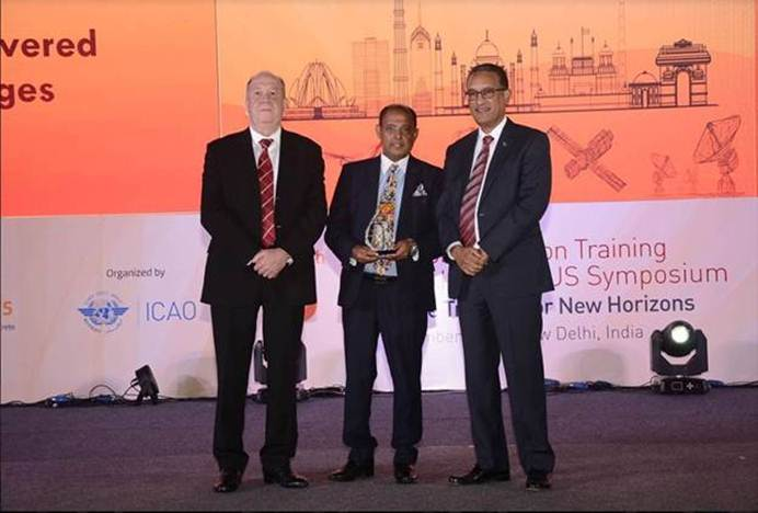 EAA Awarded at the 6th Global Aviation Training & TRAINAIR PLUS Symposium