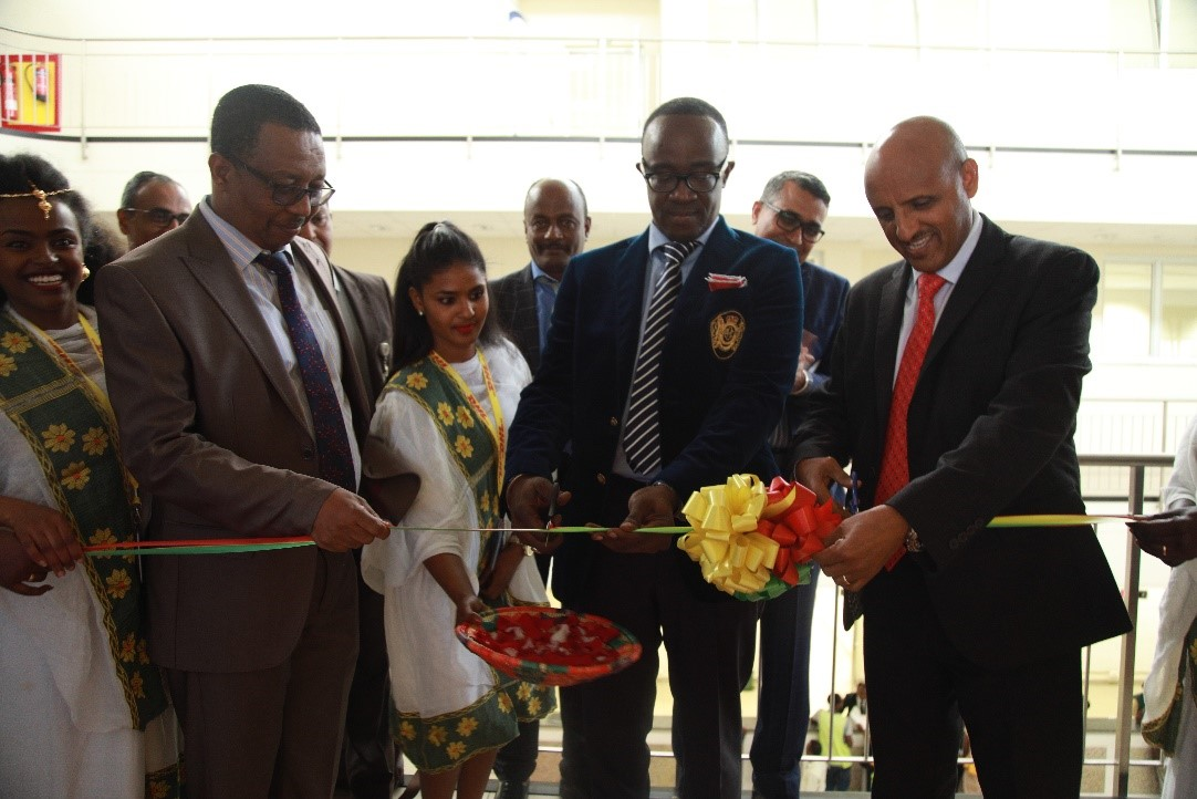 DHL-Ethiopian Airlines joint venture eyes further growth in Ethiopia Addis Ababa