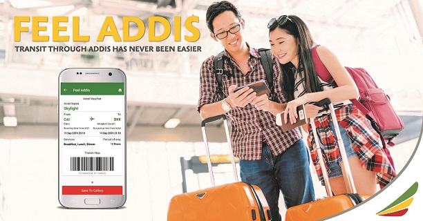 Ethiopian Adds Innovative App Feature 'Feel Addis' to Elevate Passengers' Layover Experience