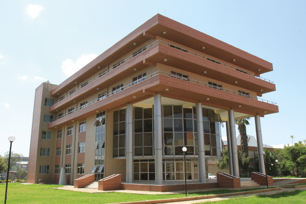 Ethiopian Airlines Aviation Academy Administration Building