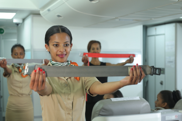 Ethiopian Airlines Aviation Academy Cabin Crew