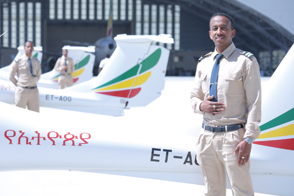 Ethiopian Airlines Aviation Academy Pilot Training School
